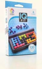 Smart Games IQ Fit Grid Filling Puzzle, Brand new (Stocking Filler) Free Postage