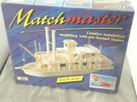 1994 MATCHMASTER RIVER BOAT  NEW SEALED