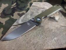 Kizer Begleiter Folding Knife Pocket OD Green G10 VG-10 Tactical EDC V4458A2