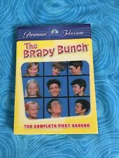 The Brady Bunch The Complete First Season 4 DVD box 2005 Paramount Television