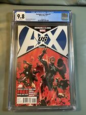 Avengers Vs. X-men #7 CGC 9.8