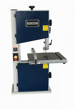 10-Inch Band Saw w/ Fence & Guide Wheeled Resaw Tilt 1/3 Hp, Rikon Power Tools