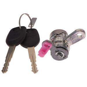 OEM 2000-2006 Subaru Right Door Lock Cylinder & Keys Legacy Outback 57494AE00A