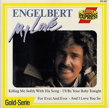 ENGELBERT : MY LOVE / CD - TOP-ZUSTAND