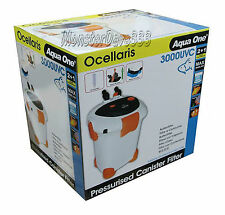 Aqua One Ocellaris Canister Filter 3000UV  (Free delivery to Sydney only)