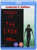 Crow [Collectors Edition] [Blu-ray] [DVD][Region 2]