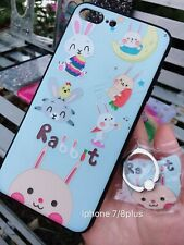 Iphone 7/8Plus Casing Rabbit Cute