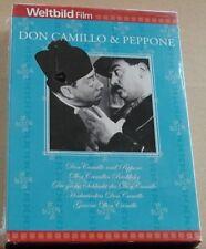 DVD-Box(5 DVDs) - Don Camillo & Peppone