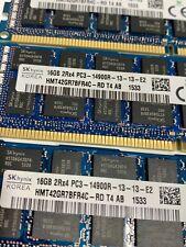 128GB 8x16Gb PC3-14900R DDR3-1866Mhz ECC Memory RAM DELL SNP12C23C/16G A7187318