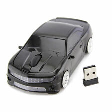 Chevrolet Wireless Cordless Optical Car Mouse Computer Mice 3D Gift US Store USB