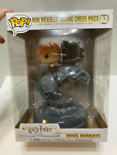 FUNKO POP! HARRY POTTER #82 RON WEASLEY RIDING CHESS PIECE MOVIE MOMENTS