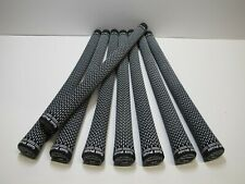 NEW Stock - 8 Brand New Golf Pride, Tour Velvet 360 Black w/white golf grips