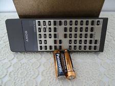 SONY ES CD Player Fernbed.  RM-D891 für  Cham.Goldversion wie  NEU abs. TOP