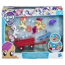 MY LITTLE PONY CRUISING CUTIE MARK CRUSADERS FIGURE PLAYSET TOY