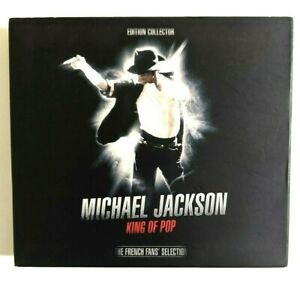 Michael Jackson King Of Pop CD The French Fan's Selection 3 Discs Edition