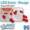 LED Rouges 5mm Diffusante ( rouge ) Lots multiples, prix dégressif