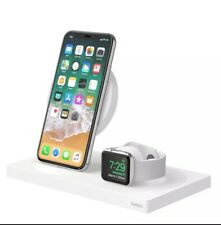 Belkin Boost Up Special Edition Wireless Charging Dock For iPhone & Apple Watch