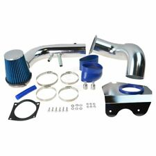Performance Cold Air Intake CAI w Blue Air Filter for Ford Mustang GT 4.6L V8