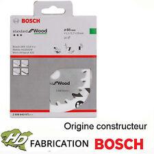 lame de scie circulaire D.85 mm Bosch  bois - 2608643071