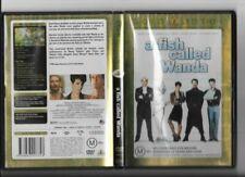 a Fish Called Wanda 2 X DVD Set Charles Crighton 1988 as John Cleese