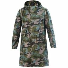 Authentic Givenchy Camouflage Parka Jacket Size 46 Oversized  M - L 14S0653612