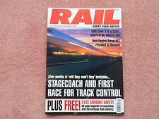 RAIL Issue 424 - in very good condition - Stafford Station + Class 37s in Spain