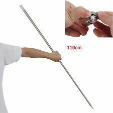 Martial Arts Bo Staff Self Defense Stick Portable Metal Magic Pocket Bo Staff