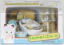 ya08392 Sylvanian Families/Calico Critters Bath Room set Se-151