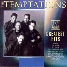 Temptations Greatest hits (1992, Motown) [CD]