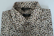 Paul Smith Shirt Size 15.5 Size MEDIUM Floral Westbourne