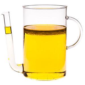 Trendglas Jena Fetttrenner, Fettkanne, Fetttrennkanne aus Glas, 1,2 Liter