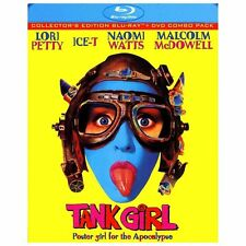Tank Girl (Blu-ray/DVD, 2013, 2-Disc Set)