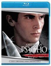 American Psycho (2012, REGION A Blu-ray