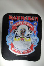 Iron Maiden the first ten years up the irons patch Sew On patch music