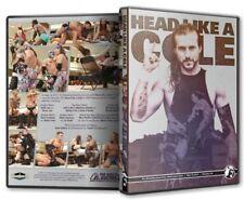 Pro Wrestling Guerrilla: Head Like a Cole DVD, PWG Adam Cole Trent? Rey Fenix