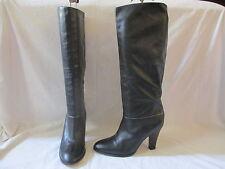 Aldo Block Heel Pull On Casual Boots for Women