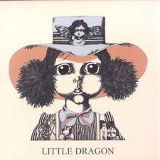 LITTLE DRAGON s/t LP NEW VINYL Peacefrog repress