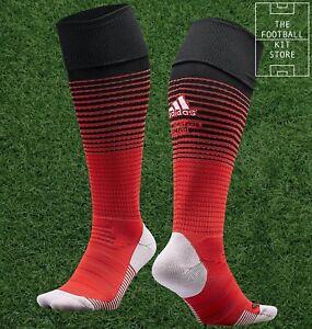 adidas Manchester United Home Socks - Man Utd Football - Mens / Youth All Sizes