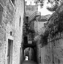 KORČULA c. 1960 - Maison Natale Marco Polo Yougoslavie - Négatif 6 x 6 - YOUG 18