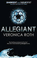 Allegiant (Adult Edition) by Veronica Roth (Paperback, 2015)