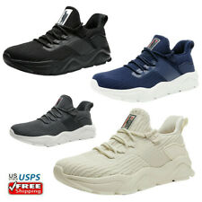Men's Fashion Sneakers Lightweight Walking Shoes Comfort Athletic Shoes