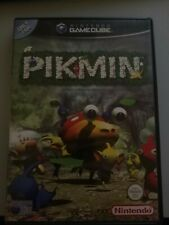 PIKMIN Pal España COMPLETO Gamecube