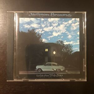 Late for the Sky by Jackson Browne (CD, Elektra (Label))