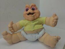 Baby Sinclair Dinosaurs Plush 1991 Hasbro Talking Disney Pull Talking Not Mama