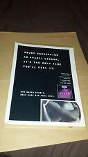 Durex Avanti - Advertising Campaign 1998 - Poster Art