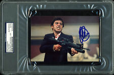 Al Pacino Scarface Authentic Signed 4x6 Photo Autographed PSA/DNA Itp #83498442