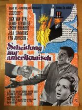 Scheidung auf amerikanisch (Kinoplakat ´67) - Dick van Dyke / Debbie Reynolds