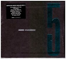 Depeche Mode, Singles Box 5 (Box Set_Compilation_Remastered) (0724354832222)
