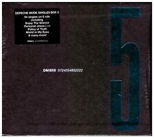 Depeche Mode, Singles Box 5 (Box Set_Compilation_Remastered) (0724354832222)