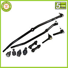10 PC Dodge Ram 2500 3500 03-07 4WD Tie Rod End Center Link Sleeve Ball Joint